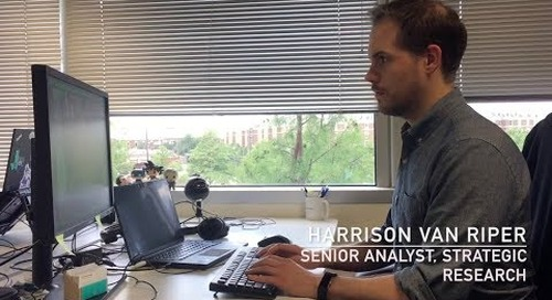 Security Analyst Spotlight Series: Harrison Van Riper