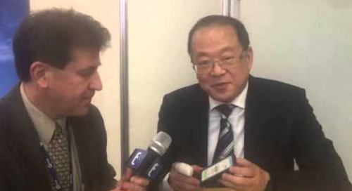 Embedded World 2015 – Sai-Ying Ng, Cactus Technologies