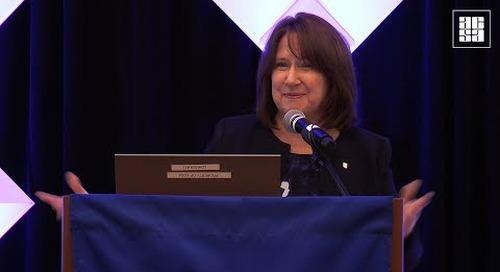 ACSA 2019-2020 President-elect Linda Kaminiski