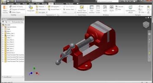 Inventor 2011 - General Enhancements