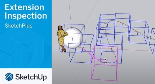 SketchPlus - Extension Inspection