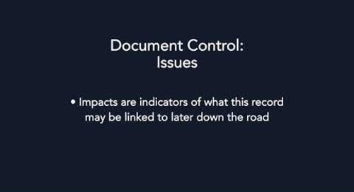 ProjectSight - Document Control