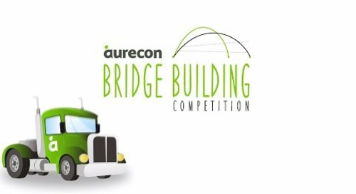 Aurecon Bridge Building Competition 2017 builds future STEM skills