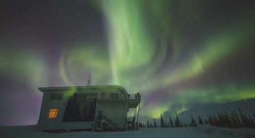 Northern Lights 2019 - 15 Second Ad w. Voice
