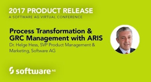 Process Transformation & GRC Management with ARIS