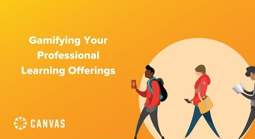 Gamifying Your Professional Learning Offerings
