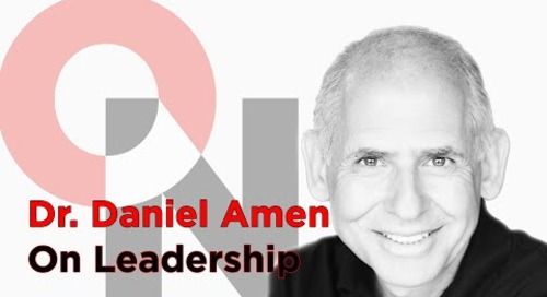 The Transformative Power of Listening | Dr. Daniel Amen | FranklinCovey clip