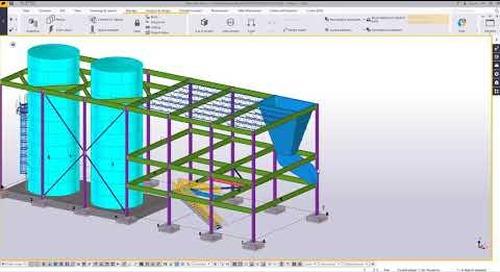 Tekla Structures BIM 4D