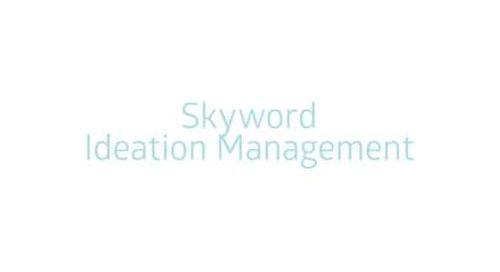 Skyword Ideation Management