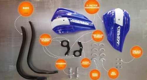 X-FACTOR Handguards - Installation Guide