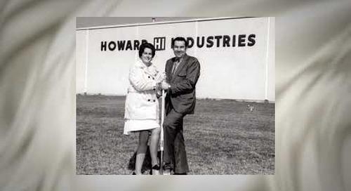 Linda & Billy Howard, Mississippi Innovators Hall of Fame, 2016