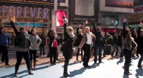 CULTure - flash mob
