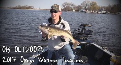 2017 Open Water Trailer