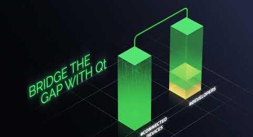 Qt 6 - The Ultimate UX Development Platform