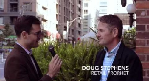 Doug Stephens On The Sharing Economy - Dx3 @ Soho House