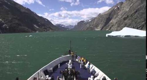 Greenland Fjords
