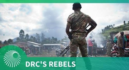 DRC's growing rebel archipelago