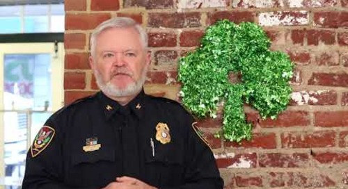 City of Roanoke Street Safe Episode 1: St. Patrick's Day Parade (English)