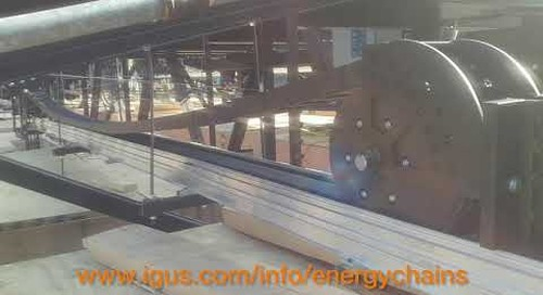 igus® works with Chicago Flyhouse