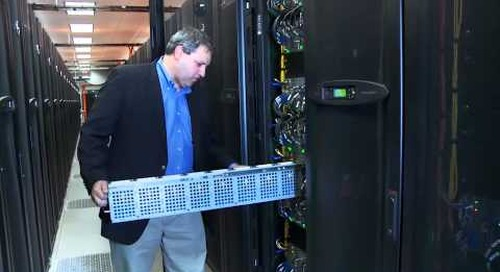 TACC: Cooling the Stampede Supercomputer
