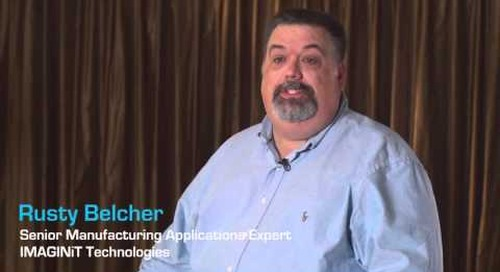 Up close with IMAGINiT Application Experts
