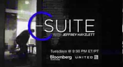 C-Suite with Jeffrey Hayzlett - Seattle Sounders