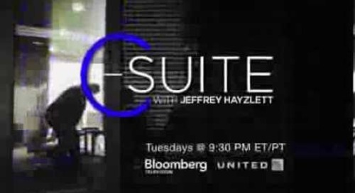 C-Suite with Jeffrey Hayzlett - Seattle Sounders