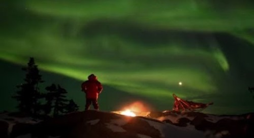 Discover the Northern Lights in Churchill