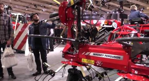 Massey Ferguson at Agritechnica 2015