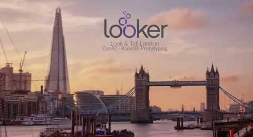 Look & Tell London - Das42: Rapid BI Prototyping