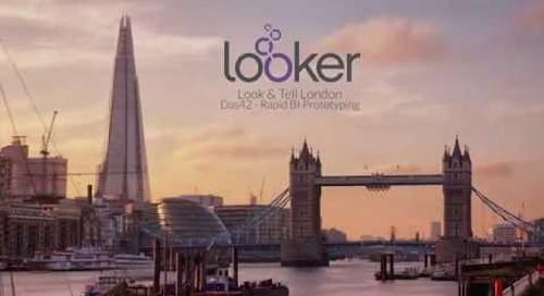 Look & Tell London - Das42: Rapid BI Prototyping