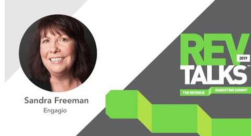 Lessons from Stranger Things: How to Avoid the ABM Upside Down | Sandra Freeman at REVTalks 2019