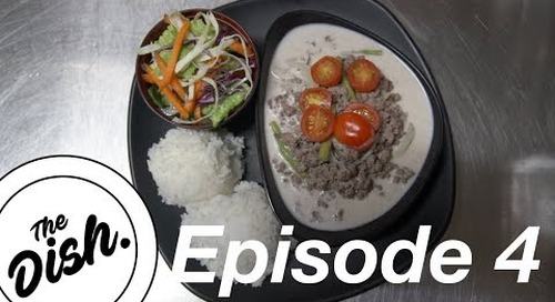 The Dish Ep.4: The Cafeteria