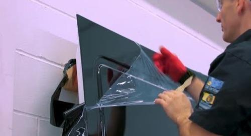 Finishing protective film - 3M™ Wrap Film Series 2080