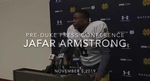 Jafar Armstrong Pre-Duke