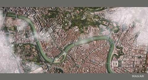 #TiltTheMap: Rome, Italy