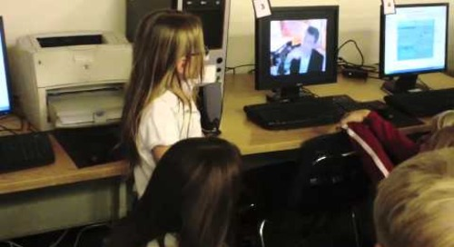 21st Century Learning at St. Charles School
