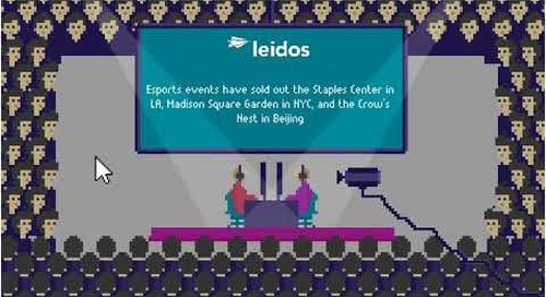 From the arcade to the arena: Leidos joins forces with esports, the world's fastest-growing sport