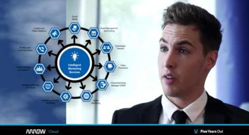 Sales and Marketing Expertise with Arrow Cloud Enablement Services