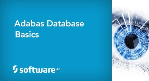 Adabas Database Basics