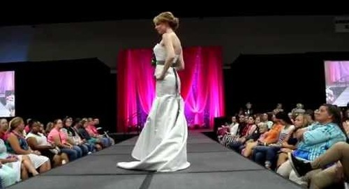The Gilded Gown Fashion Show