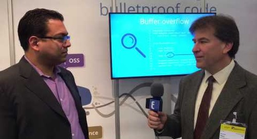 Embedded World 2016 Video: Rogue Wave continuous integration with static analysis tools