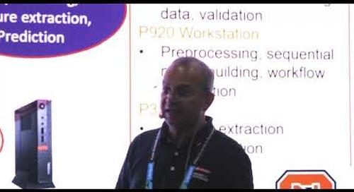SC19 Lenovo AI Challenge: Dr. Ranga Raju Vatsavai on AI for Agriculture