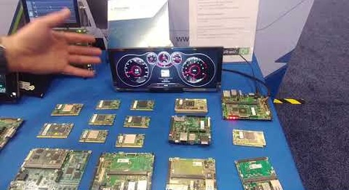 Qt at ARM TechCon by Toradex - Built with Qt