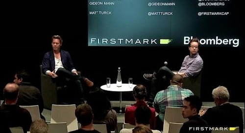 Spencer Kimball, Cockroach Labs // A New Kind of Database (Hosted by FirstMark Capital)