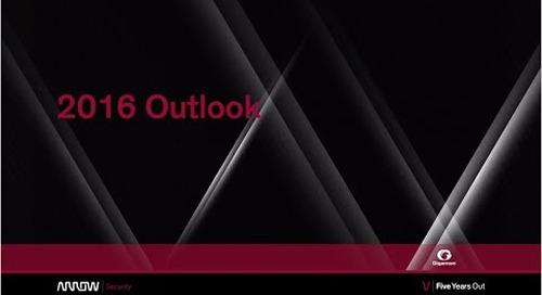 Gigamon's 2016 Outlook in Technology Innovation