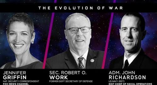 The Evolution of War - Time Machine 2019