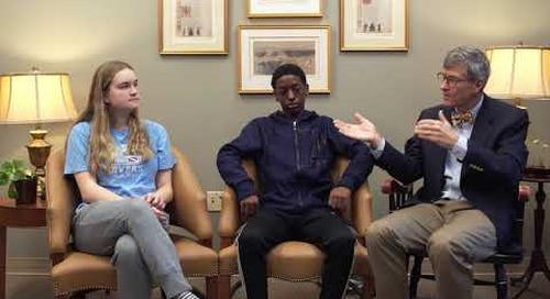 Inside the Upper School • Parent News Season 3, Episode 5