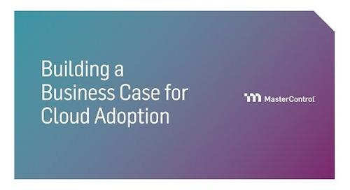 Building a Business Case for Cloud Adoption