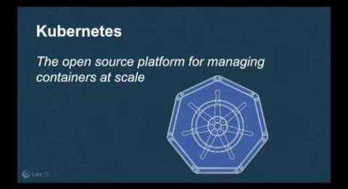 Storage with Kubernetes on AWS